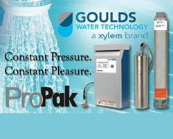 Constant Pressure Well Pump